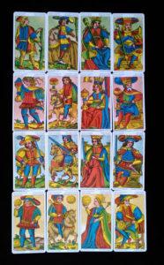 マルセイユコートカード